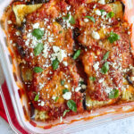Light Eggplant Rollatini