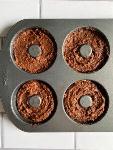 Gluten Free Chocolate Doughnuts