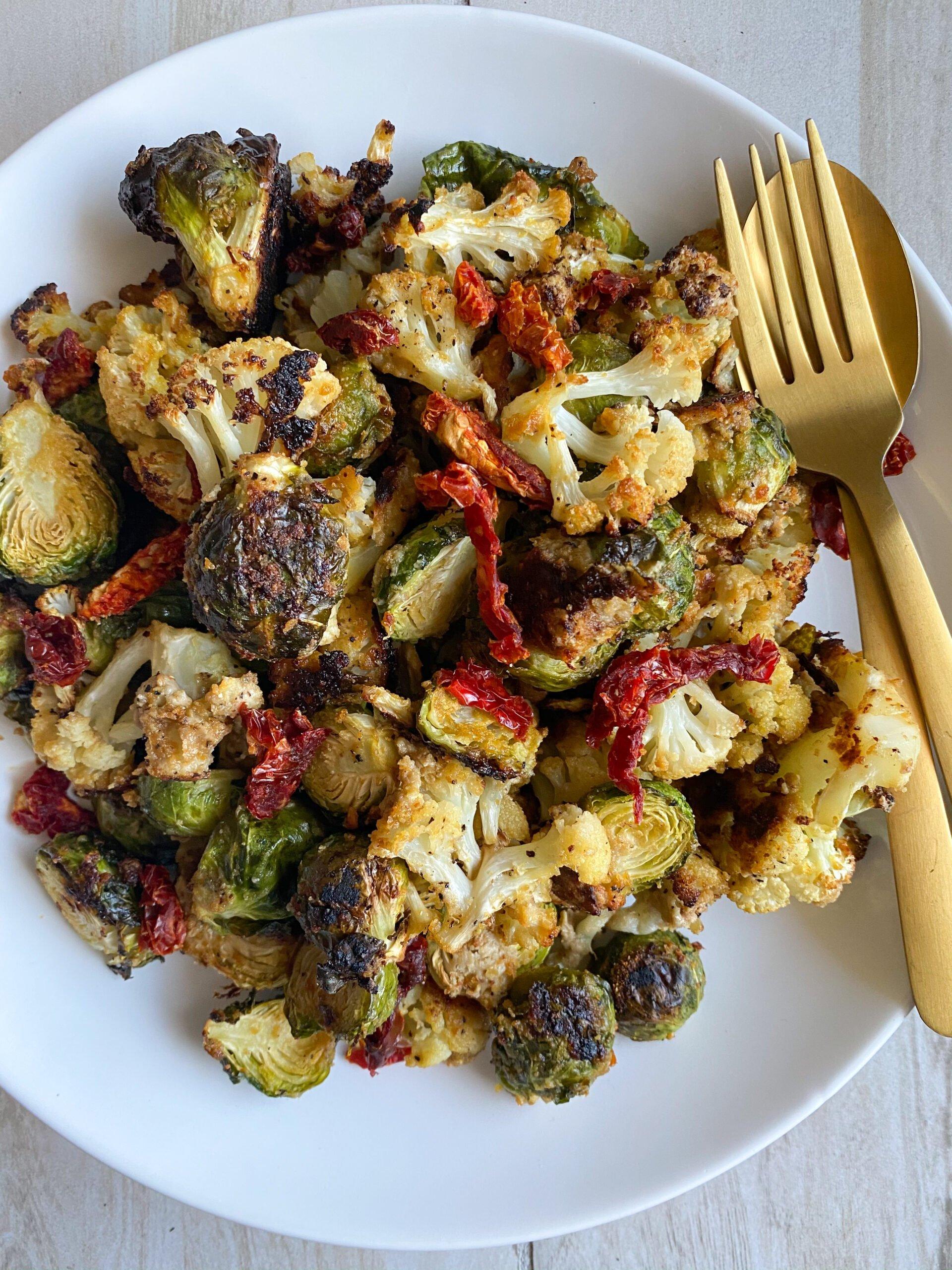 Best Sheet Pan Roasted Vegetables