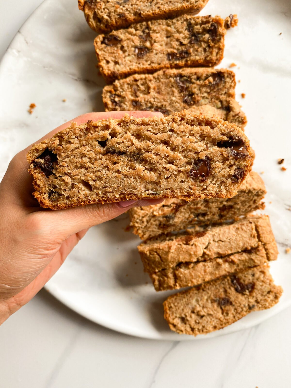 Healthy Easy Vegan Banana Bread